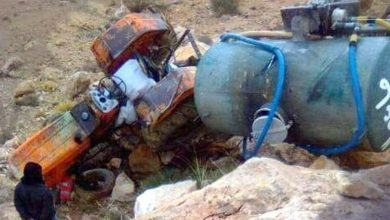 Photo of سكيكدة.. وفاة فلاح تحت عجلات جرار ببلدية بني بشير