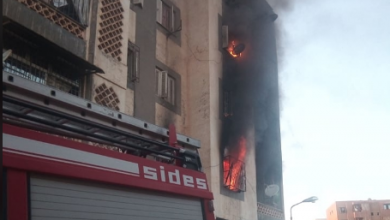 Photo of إصابة 4 أشخاص باختناق بسبب احتراق منزل بسيدي بلعباس