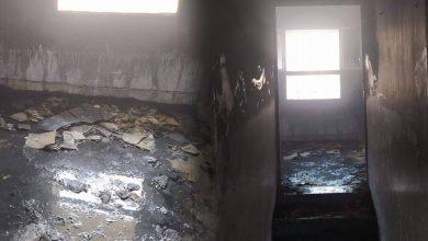 Photo of إندلاع حريق بمستشفى الأم والطفل بالوادي