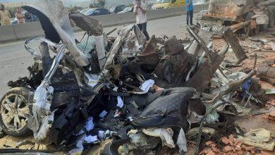 Photo of تبسة: وفاة 3 أشخاص من بينهم طفل إثر حادث مرور