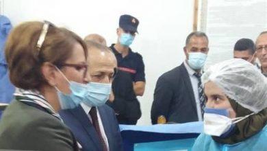 Photo of وزيرة الثقافة تمنح جوازات سفر ثقافية للسلك الطبي بمستشفى مليانة