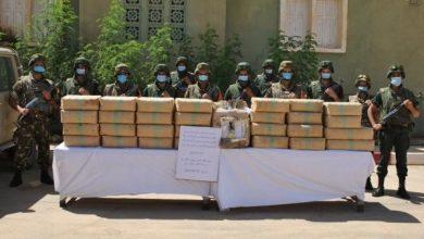Photo of الجيش يحجز 8 قناطير من المخدرات..والمهرّبون يفرّون إلى خارج الحدود الجنوبية
