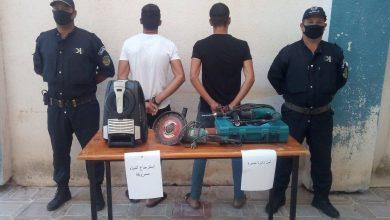 Photo of توقيف شبكة إجرامية مختصة في سرقة المساكن بتلمسان