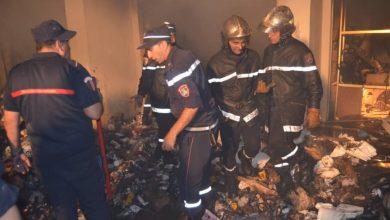 "Photo of انفجار قارورة ""سيرغاز"" داخل أحد المنازل"