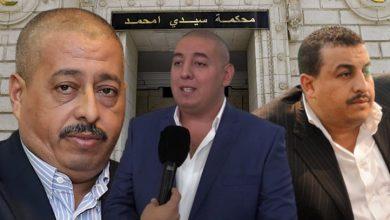 Photo of بسبب غياب بعض الموقوفين.. تأجيل جلسة الاستئناف في قضية طحكوت الى 30 سبتمبر الجاري