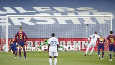 "Photo of ""كلاسيكو الأرض"".. ريال مدريد يقسو على برشلونة بثلاثية في عقر داره"