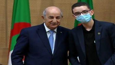 Photo of عطوي محمد.. صاحب 15 عاما يحتل المرتبة الأولى في المسابقة العالمية للروبوت