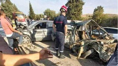 Photo of الشلف.. 3 ضحايا في انحراف سيارة