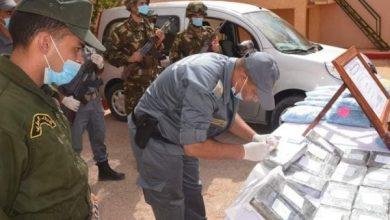 Photo of حجز 16 كغ من الكوكايين في تندوف