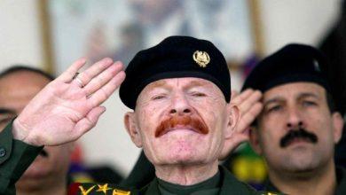 Photo of حزب البعث يعلن وفاة عزت الدوري نائب صدام حسين