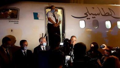 Photo of طائرة تقلّ 16 تقنيا من سونلغاز تقلع نحو العاصمة الليبية