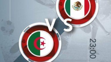 Photo of قناة الشارقة الرياضية ستنقل مباراة الجزائر مع المكسيك بتعليق الإعلامي الجزائري زكاريا مستوي
