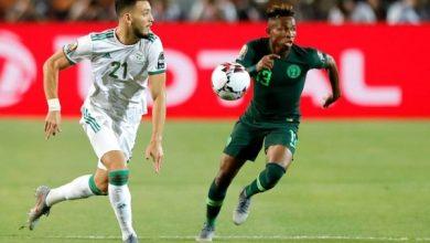 Photo of عند الدقيقة الخامسة … …بن سبعيني يمنح الأسبقية للخضر ضد نيجيريا