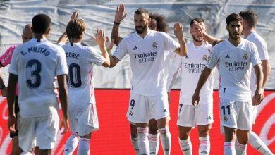 "Photo of ريال مدريد يطيح بهويسكا ويتشبث بصدارة "" الليغا"""