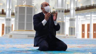 Photo of رئيس الجمهورية بصدد إتمام بروتوكول العلاج ووضعه الصحي في تحسن