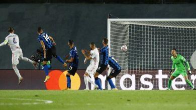 Photo of ريال مدريد يحقق فوزه الأول في دوري الأبطال على حساب إنتر ميلان