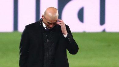Photo of أول تعليق لزيدان بعد سقوط ريال مدريد في عقر داره أمام ألافيس
