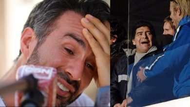 "Photo of شهود عيان: مارادونا تشاجرمع طبيبه المتهم بارتكاب ""القتل الخطأ"" قبل أيام قليلة من وفاته"