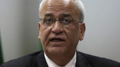 Photo of وفاة أمين سر اللجنة التنفيذية لمنظمة التحرير الفلسطينية صائب عريقات