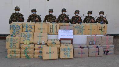 "Photo of ضبط أزيد من 27 قنطار ""زطلة"" عبر الحدود مع المغرب"