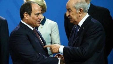 Photo of رئيس الجمهورية يتلقى مكالمة هاتفية من الرئيس المصري عبد الفتاح السيسي