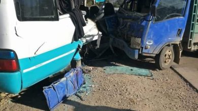 Photo of 20 جريحا في حادث اصطدام بين حافلة و شاحنة بالشلف