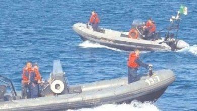Photo of الحماية المدنية.. العثور على البحارة الـ5 المفقودين أحياء بشاطئ بوهارون