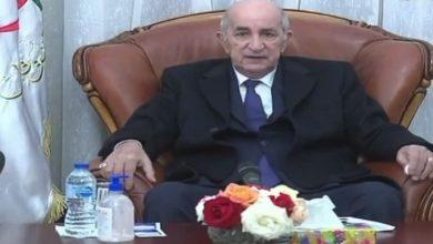Photo of هذا ما قاله الرئيس تبون لدى وصوله إلى الجزائر