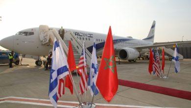 Photo of مواقع اسرائيلية ومغربية روجت لهذه الإشاعات… الطائرة الإسرائيلية المتجهة إلى المغرب لم تمر بالمجال الجوي الجزائري