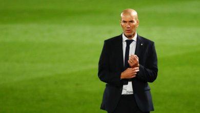 """Photo of قبل """"ديربي"""" مدريد.. زيدان يكشف أبرز المرشحين للفوز بلقب الدوري"""