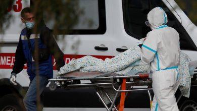 Photo of روسيا.. 560 وفاة و28137 إصابة جديدة بفيروس كورونا خلال الـ24 ساعة الماضية