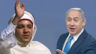 Photo of ملك المغرب يشيد بالتطبيع في مكالمة هاتفية مع رئيس الوزراء الصهيوني