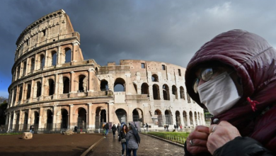 "Photo of ""لا خروج إلا لفرد واحد"".. إيطاليا تفرض الحظر الشامل"