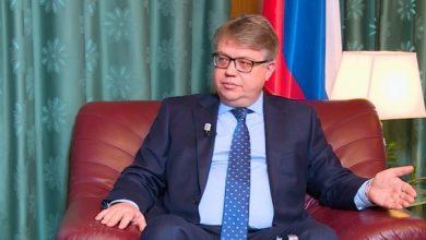 "Photo of السفير الروسي : كل المعلومات المتعلقة بلقاح "" سبوتنيك 5″ سلمناها للجزائر"