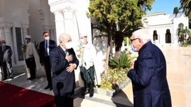 Photo of الرئيس تبون يتلقى مكالمة هاتفية من الرئيس الأسبق اليامين زروال