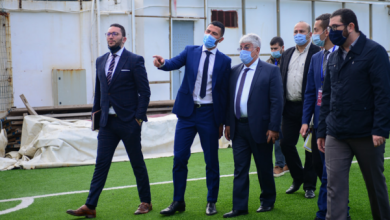 Photo of إدارة اتحاد العاصمة تجدد ثقتها في عنتر يحيى وبكامل الصلاحيات!