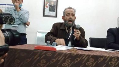"Photo of بن سنوسي : ""لا شيء يقلقني، الولاية منحتنا الاعتماد ولا توجد قضية مع الطاس """