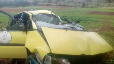 Photo of عين تموشنت..3 قتلى و3 جرحى في سقوط شجرة على سيارتين ببني صاف