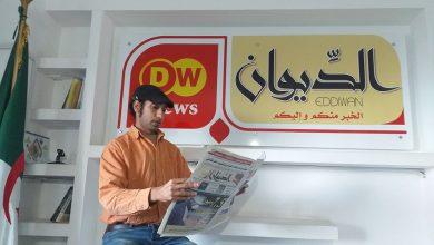 "Photo of الكاتب التنويري محمد بن طيب ضيف ""الديوان"":  …أغلب الجمعيات الثقافية عبارة عن صورة في جدار ملون"