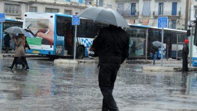 Photo of أمطار رعدية مرتقبة في 4 ولايات