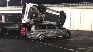 Photo of إسبانيا.. رجل غاضب يحطم 50 سيارة مرسيدس بقيمة 5 ملايين جنيه إسترليني