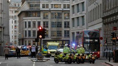 Photo of بريطانيا: طعن ثلاثة أشخاص وسط لندن