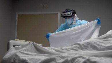 Photo of الولايات المتحدة تسجل إصابات قياسية يومية بفيروس كورونا