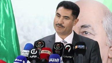 Photo of إنهاء مهام محمد لعقاب كمكلّف بمهمة في رئاسة الجمهورية