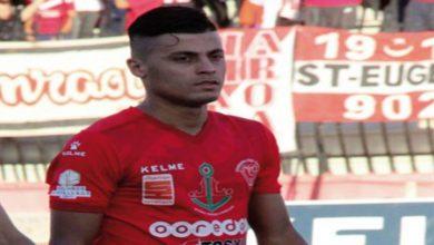 "Photo of الرابطة ""تلغي"" البطاقة الحمراء للاعب مصمودي"