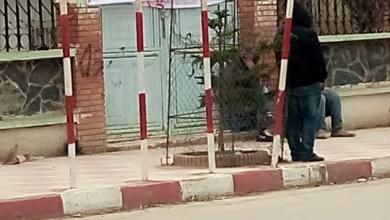 Photo of محتجون يغلقون مقر بلدية تلعصة بالشلف لليوم الخامس على التوالي