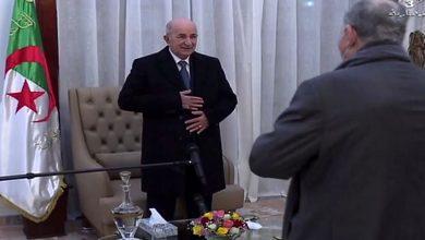 Photo of بعد اجرائه عملية جراحية ناجحة على قدمه في ألمانيا…الرئيس تبون يعود الى أرض الوطن