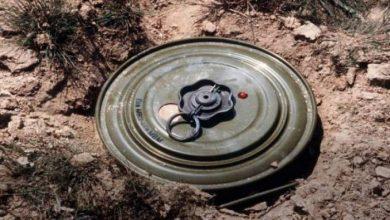 Photo of باتنة: العثور على لغم أثناء أشغال ربط الغاز في رأس العيون
