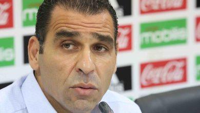 Photo of زطشي : هناك من يريد تسيير الكرة الجزائرية من وراء الستار