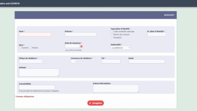 Photo of بعد إستلام كميات كبيرة منه… منصة إلكترونية لتسجيل المواطنين الراغبين في الحصول على لقاح كورونا